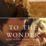 TO THE WONDER: out now on DVD and Blu-Ray