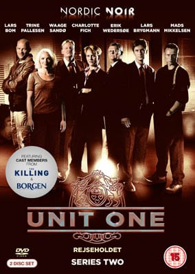 Scandi-Crime UNIT ONE Series Two To Hit DVD Shelves in the UK on 22nd