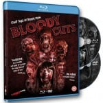 Bloody Cuts Announce Part One Blu-Ray of their Short Film Anthology Coming Soon