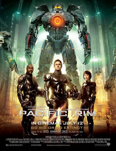 pacific-rim-Pilot-Poster one-sheet