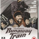 RUNAWAY TRAIN Heading To Blu-Ray on 22nd July Courtesy of Arrow Video