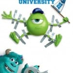 MONSTERS UNIVERSITY: in cinemas now  [short review]