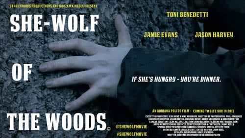 She-Wolf Poster - Chapter 1