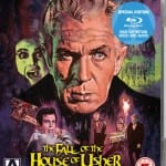 THE FALL OF THE HOUSE OF USHER Makes Blu-ray and Steelbook Debut Courtesy of Arrow Video!