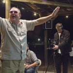 Two new behind-the-scenes images released from Ti West's horror The Sacrament