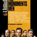 New Artwork and Trailer for George Clooney's WWII Treasure Hunt Film THE MONUMENTS MEN