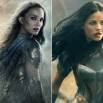 Ladies take control in two new 'Thor: The Dark World' posters
