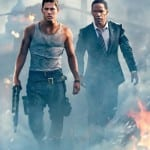 WHITE HOUSE DOWN: in cinemas now