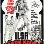 ILSA: HAREM KEEPER OF THE OIL SHEIKS on UK's Horror Channel Tonight at 10.50pm