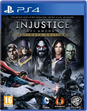 the new trailer for injustice gods among us ultimate edition