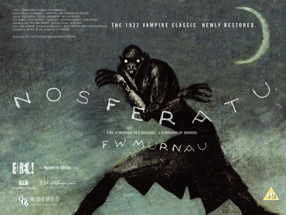 NOSFERATU [1922]: in selected cinemas 25th October | Horror Cult Films