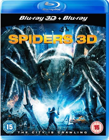 spiders-3d
