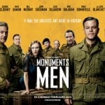 New International Artwork Revealed for George Clooney's THE MONUMENTS MEN
