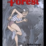 Freaktown Comics Set To Release Horror Comic THE DARK OF THE FOREST in November - Sneak Peek Here!