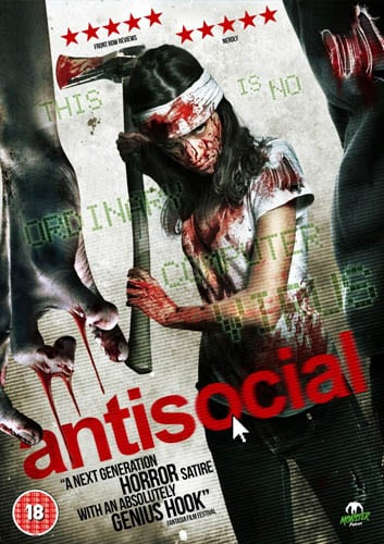 Regarder Antisocial (2013) en Streaming
