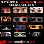 Guess Who's These Evil Eyes Are To Celebrate UK Release of PARANORMAL ACTIVITY: THE MARKED ONES