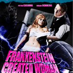 ARTWORK AND SPECIAL FEATURES FOR R1 BLU-RAY OF FRANKENSTEIN CREATED WOMAN ANNOUNCED