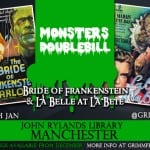 Grimm Gears up For Free Monster Double Bill at John Rylands Library in Manchester on 10th January 2013