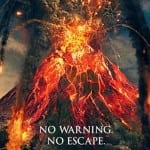 'Pompeii' poster shows off a massive volcano, and some crazy love
