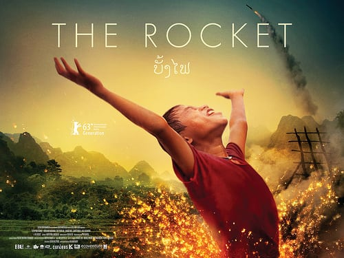 Eureka Entertainment to Release THE ROCKET on DVD and Blu-Ray on 2nd June 2014