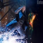 First image released for Lana & Andy Wachowski's original science fiction epic adventure Jupiter Ascending