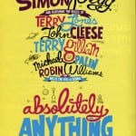 New promo poster released for Terry Jones' sci-fi comedy Absolutely Anything