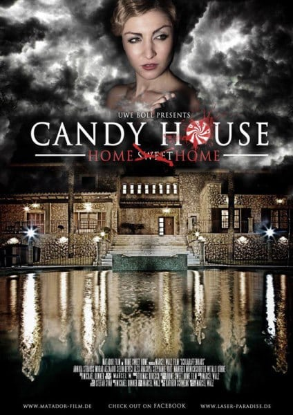 International trailer released for horror Candy House ...