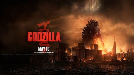 'GODZILLA 2' TO BE SCRIPTED BY 'KRAMPUS' WRITERS MIKE DOUGHERTY AND ZACH SHIELDS