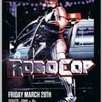 Grimm Up North To Hold ROBOCOP (1987) Screening at Gorilla in Manchester on 28th March 2014