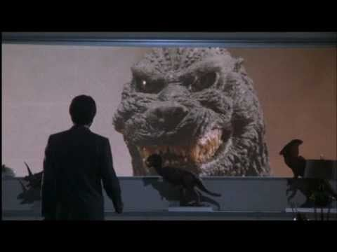 DEATH OF THE MONTH: GODZILLA VS KING GHIDORAH [1991] - Godzilla blasts Shindo