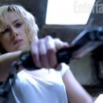 First image released for Luc Besson's assassin thriller Lucy, starring Scarlett Johansson