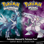 Pokémon Diamond & Pokémon Pearl: Super Music Collection out now on iTunes