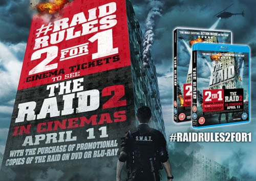 raid-2-for-1-cinema-ticket-deal