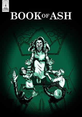 Horror Feature BOOK OF ASH Announced