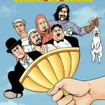 Monty Python Gets Comic Book Treatment