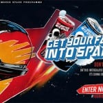 Be Seen In Space with EMERGE In New Competition #YourFaceInSpace