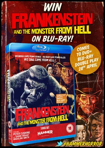 Win Frankenstein and the Monster from Hell
