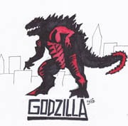 Godzilla - Film of the Month