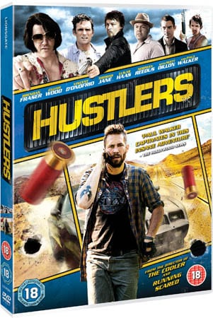 Action-Packed Comedy HUSTLERS Set for DVD and Blu-Ray Release on 21st April 2014