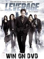 Win Leverage Season 5 on DVD