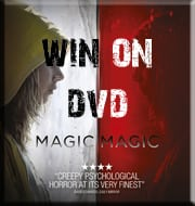 Win Magic Magic on DVD
