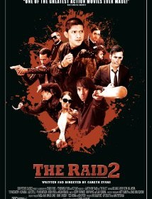 The Raid 2 (review): In cinemas April 11th
