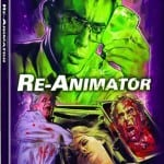 2 Disc Edition Blu-Ray Steelbook and DVD of RE-ANIMATOR Set for 2nd June 2014