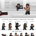 8-Bit Internet Browser Arcade Game Teased for THE RAID 2