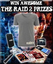 Win The Raid 2 prizes