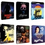 Arrow Video Celebrates 5th Birthday With Steelbook Releases, Events, Merchandise and Competitions!