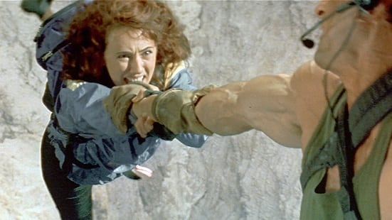 Remake going ahead of 'Cliffhanger', but shouldn't it just