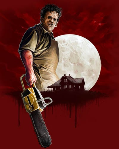 Fright-Rags Celebrates TEXAS CHAINSAW MASSACRE's 40th