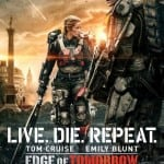 EDGE OF TOMORROW [2014]: in cinemas now