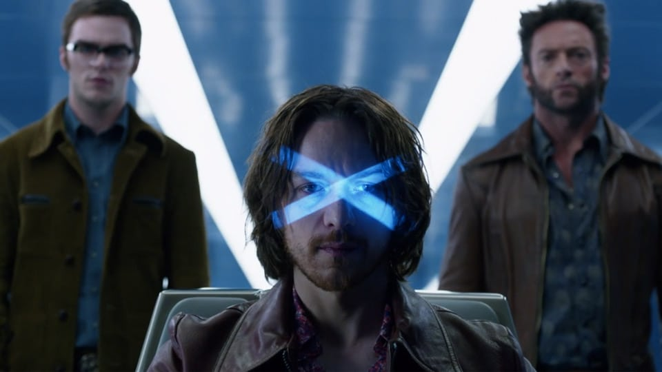 X-men Days of Future Past still